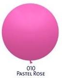 Obří balóny - JUMBO - 010 ROSE