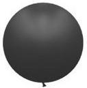 Balónek velký B250 025 Black