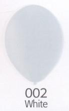 Balónek bílý 002