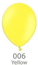 Balónek YELLOW 006