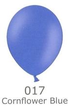 Balónek CORNFLOWER BLUE 017