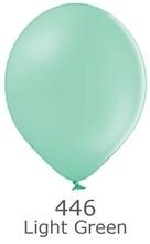 Balonek 446 Light Green - světle zelená barva
