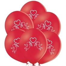 Balónek andílci a srdce