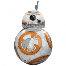 Star Wars BB8 foliový balónek 50cm x 83cm