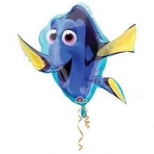 Hledá se Dory foliový balónek 76cm x 76cm