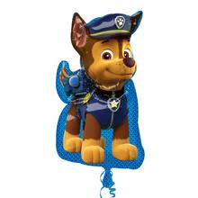 Tlapková patrola Chase balónek 58cm x 78cm