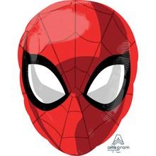 Spiderman foliový balónek 30 cm x 43 cm