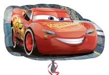 Cars McQueen fóliový balón 76 cm x 43 cm