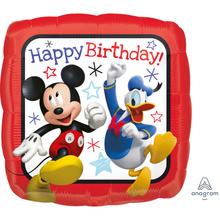 Mickey Mouse foliový balónek k narozeninám 43 cm