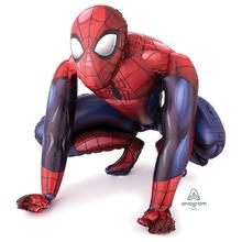Spiderman chodící balónek  91cm x 91cm