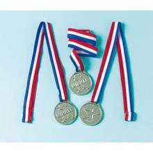 Medaile 12 ks 3,5 cm