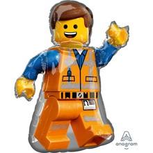 Lego Movie 2 balónek 60 cm x 81 cm