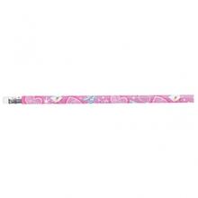 Princess tužka s gumou 12ks
