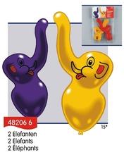 Balonek slon maxi 2ks