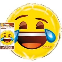 Emoji foliový balónek 45cm