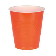 Kelímky Orange 10ks 355ml plastové
