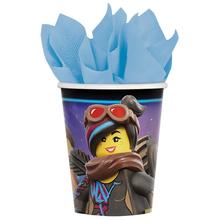 Lego Movie 2 kelímky papírové 8 ks 266 ml