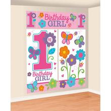 1. narozeniny plakát