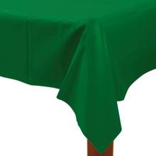 Ubrus zelený 137cm x 274cm