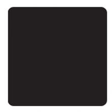 Ubrus černý 137 x 274 cm