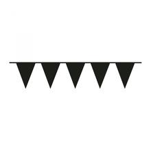Vlajka černá 10 m