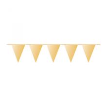 Vlajka zlatá 10 m