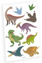Dinosaurus tetování 9 ks