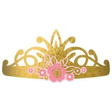 Princess korunky na hlavu 8 ks