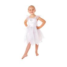 Kostým Víla bílý 4–6 let, 110 cm