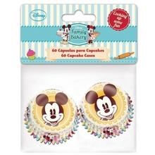 Košíčky Mickey Mouse mini 60 ks