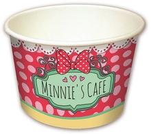 Minnie kelímky na zmrzlinu 8 ks 200 ml