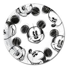 Mickey Mouse talíře 25ks 23cm