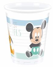Mickey Baby kelímky 8ks 200ml