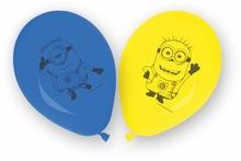 Mimoni balónky mix barev 8ks 28cm