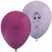 LOL Surprise balónky 8 ks 28 cm
