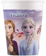 Frozen kelímky papírové 8 ks 200 ml