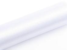 Organza bílá 16 cm x 9 m