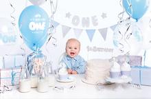 První narozeniny chlapeček párty set 33 ks