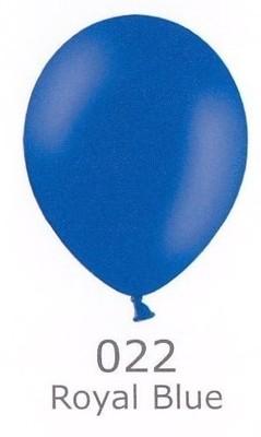 Balónek ROYAL BLUE 022