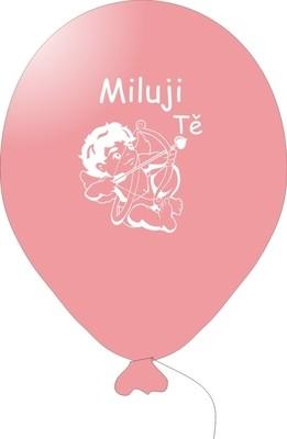 Miluji Tě - balonek