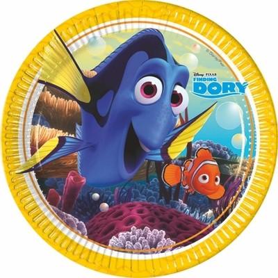 Hledá se Dory talíře 8ks 23cm