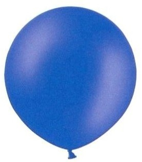 Balónek velký B250 022 Royal Blue