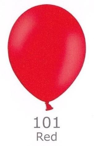 Balónky červené