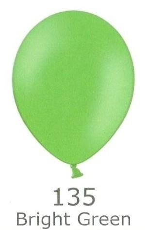 Balónek BRIGHT GREEN 135