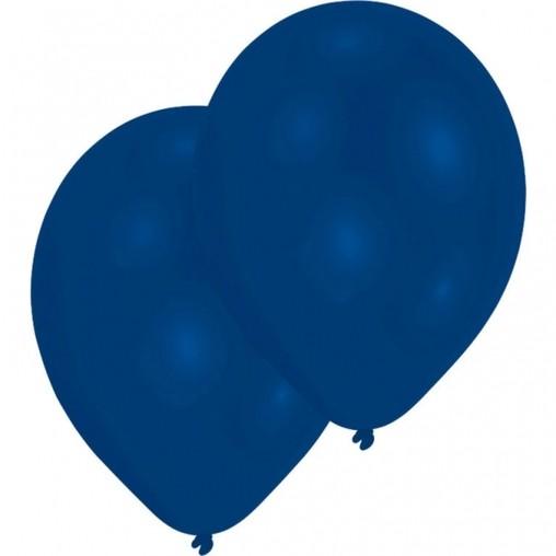 Balónky svítící modré 5ks LED