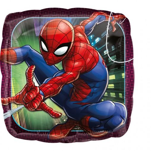 Spiderman foliový balónek 43 cm