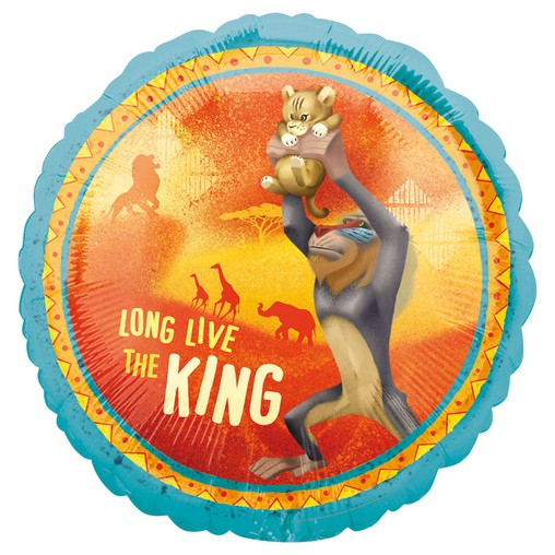 Lví král balónek 43 cm