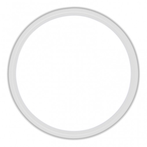 Talíře papírové White 8ks 18cm