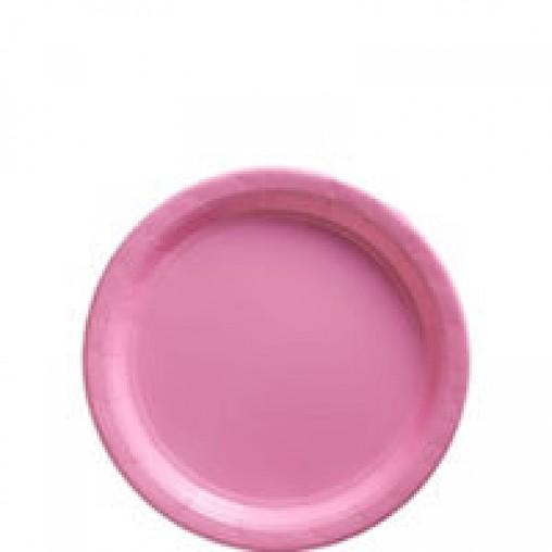Talíře papírové Pink 8ks 18cm