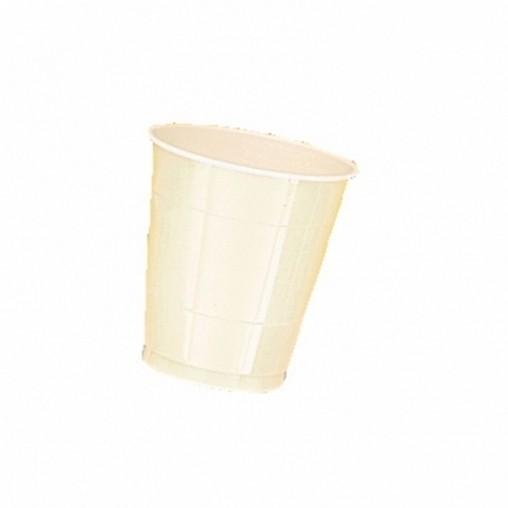 Kelímky Vanilla Creme 10ks 355ml plastové